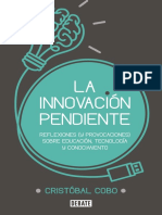 La Innovacion Pendiente