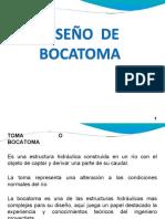Exposición de Bocatomas