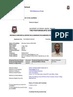 The Postgraduate School - E-Reference Portal
