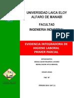 Implementación de La Evaluacion F-psico3 en Ciesa