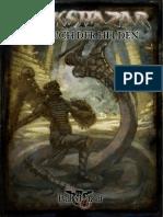 Rakshazar RPG Buch Der Helden (German)