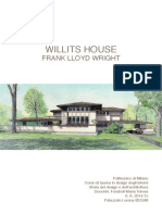 Willits House - Frank Lloyd Wright