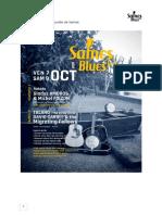 Festival Sames Blues Fest- Descriptif