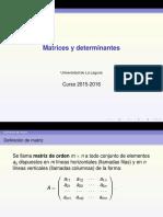presentación-Matrices