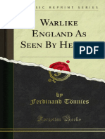 Warlike England as Seen by Herself 1000110877