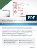 Mega Datasheet Mega Process Bpmn on Hopex Fr