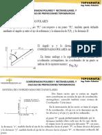Clase 5 Proyecc y Coordenadas