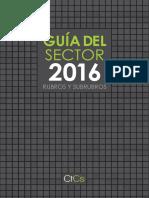 Guía Del Sector 2016