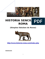Historia Sencilla de Roma