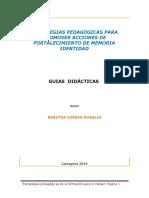 GUIAS  DIDACTICAS NEREIDA