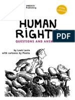Human Rights Question and Answers