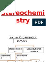 163 STEREOCHEMISTEY