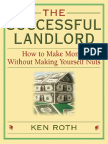 The Successful Landlord - How to Make Money Without Making Yourself Nuts (2004)