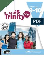 Pass Trinity Now 9-10 ISE III