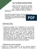 Auditoría-Gubernamental