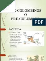 precolombinos