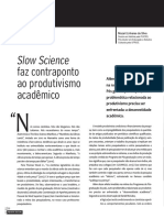 Slow Science