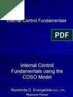 5a Internal Control Fundamentals & COSO FRAMEWORK