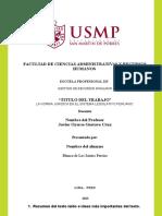 Tarea 1 La Norma Juridica en El Sistema Legislativo Peruano