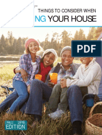 Guide to Selling a Home - Fall 2016