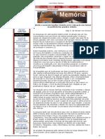 VON SIMSON, O. R. M - O Direito à Memória Familiar - Historia Oral e Educação Não Formal Na Periferia Das Grandes Cidades