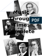 Music Through Time (Complete)