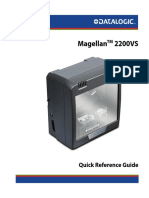 Quick Reference Guide QRG Magellan 2200VS Multi Lingual