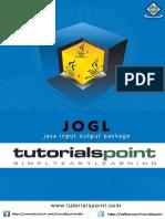 Jogl Tutorial