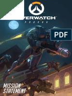 Comic Overwatch Pharah