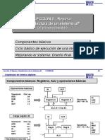 Arquitectura de un sistema uP