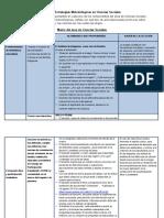 Tarea 1.Estrategias Metodológicas en Ciencias Sociales