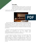 Breve Historia de La Radio