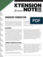 Wood Cheep Combustion