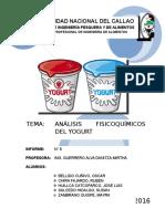 Yogurt Leches
