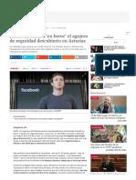 Facebook Cerrará _en Breve_ El Agujero de Seguridad Descubierto en Asturias _ Diario Público
