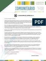 Boletín Comunitario 24