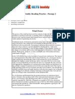 Ielts Academic Reading Download 2 Wind Power