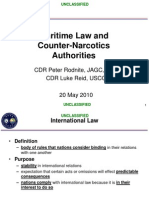 Maritime Law_Africa Military Legal Conference 2010