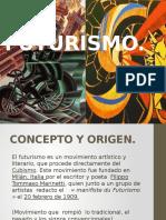 El Futurismo. Grupo 3