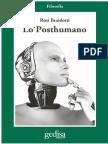 Braidotti Rosi. Lo Posthumano.pdf