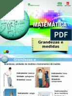 Matematica6 Grandezas e Medidas