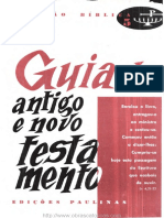 Guia Do Antigo e Novo Testamento