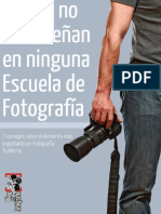 Lo Que No Te Enseñan en Ninguna Escuela de Fotografia - Mario Perez