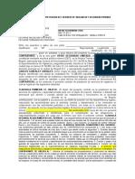 Contrato Para La Prestacion Del Servicio de Vigilancia y Seguridad Privada en Clinica