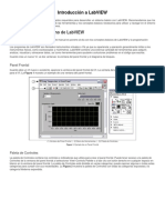 Introducción a LabVIEW (National Instruments)