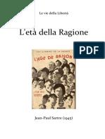 Sartre Jean-Paul - L_età della ragione (1945)