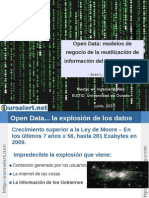 Euroalert Open Data Business Models