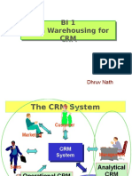 BI 1 Data Warehousing