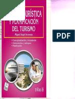 Politica Turistica y Planificacion Del Turismo