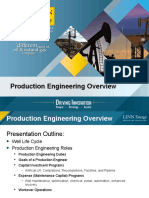 SCM - Production Engineering Training 8-2015